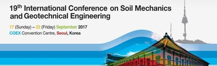 19th International Conference on Soil Mechanics and Geotechnical Engineering